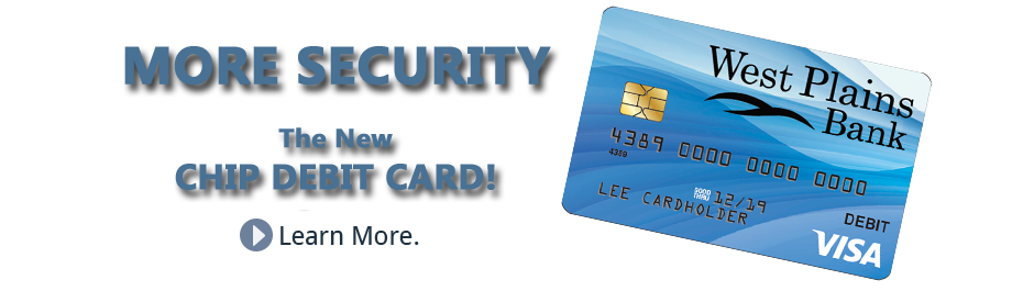 Chip Debit Card